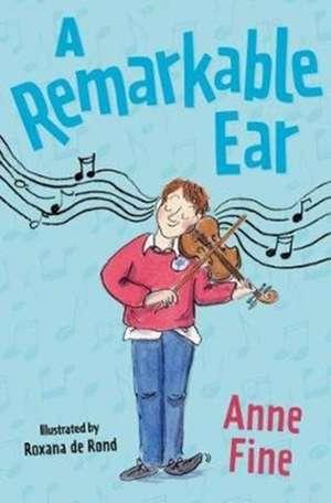 Remarkable Ear de Anne Fine