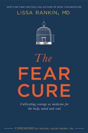 The Fear Cure de M.D. Rankin, Lissa