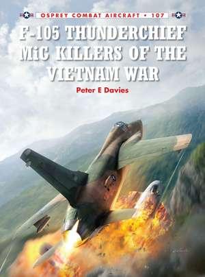F-105 Thunderchief MiG Killers of the Vietnam War imagine
