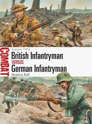 British Infantryman vs German Infantryman imagine