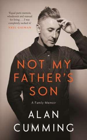 Not My Father's Son de Alan Cumming