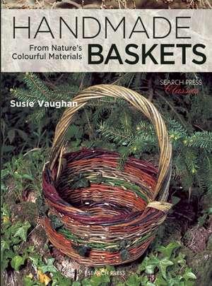 Handmade Baskets de Susie Vaughan