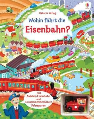 Wohin faehrt die Eisenbahn?