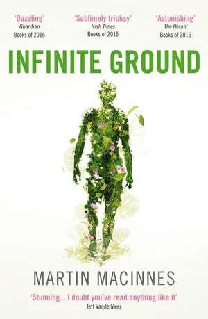 Infinite Ground de Martin (Author) MacInnes