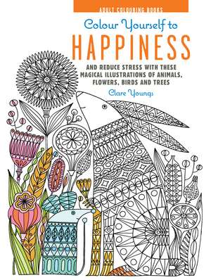 Colour Yourself To Happiness
