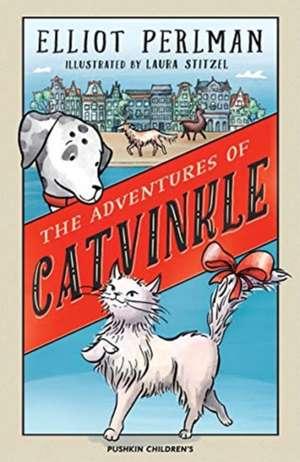 The Adventures of Catvinkle de Elliot Perlman
