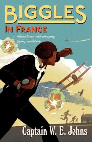 Biggles in France