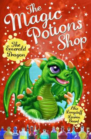 Magic Potions Shop: The Emerald Dragon