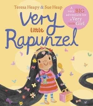 Very Little Rapunzel de Teresa Heapy