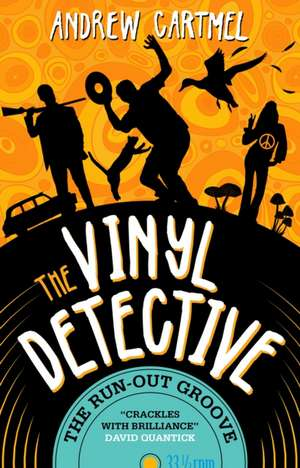 The Vinyl Detective 02. The Run-Out Groove de Andrew Cartmel