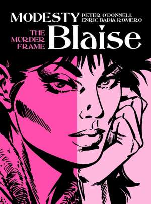 Modesty Blaise - The Murder Frame