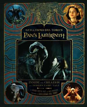 Nunziata, N: The Making of Pan's Labyrinth de Guillermo Del Toro