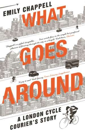 What Goes Around de Emily Chappell