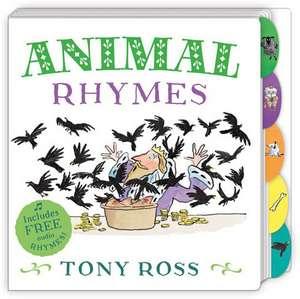 Ross, T: My Favourite Nursery Rhymes Board Book: Animal