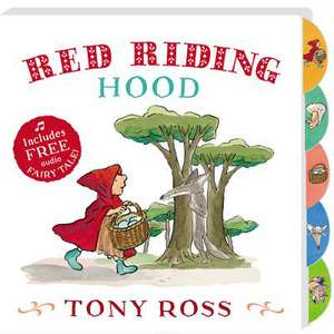 My Favourite Fairy Tale Board Book: Red Riding Hood