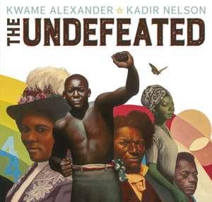 Undefeated de Kwame Alexander
