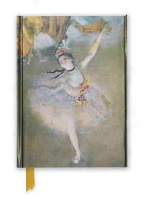 Degas: The Star (Foiled Journal) de Flame Tree Studio
