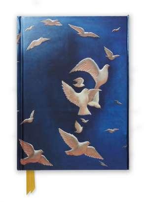 Octavio Ocampo: Colomba (Foiled Journal) de Flame Tree Studio