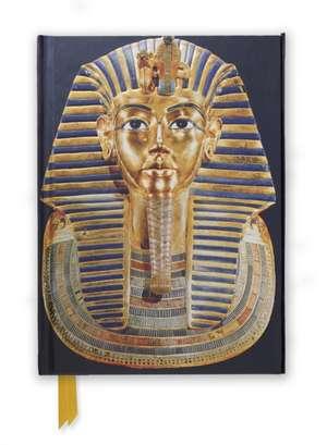 The Mask of Tutankhamun (Foiled Journal) de Flame Tree Studio