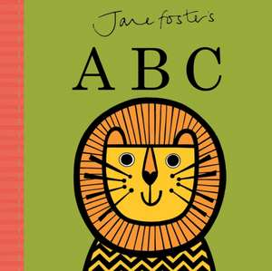 Foster, J: Jane Foster's ABC de Jane Foster