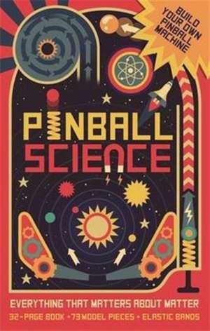 Graham, I: Pinball Science de Nick Arnold