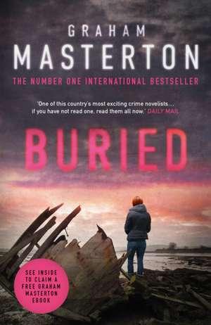 Buried:  Katie Maguire de Graham Masterton