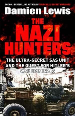 The Nazi Hunters de Damien Lewis