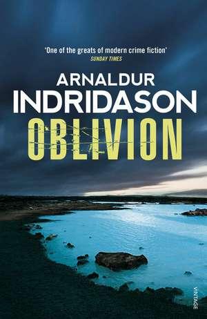 Oblivion de Arnaldur Indridason