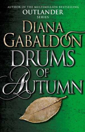 Drums of Autumn de Diana Gabaldon