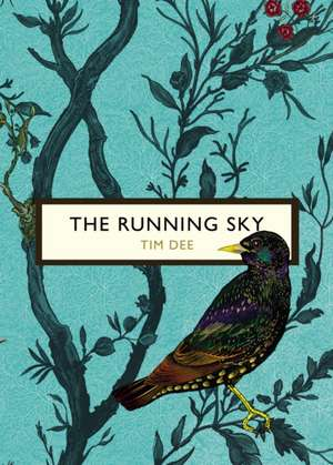 The Running Sky (The Birds and the Bees) de Tim Dee