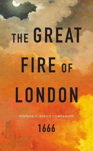 The Great Fire of London de Adrian Tinniswood