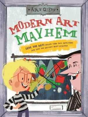 Art Quest: Modern Art Mayhem