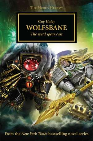 Wolfsbane de Guy Haley