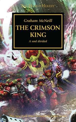 The Crimson King de Graham McNeill
