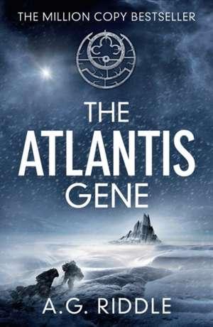 Atlantis Gene de A. G. Riddle