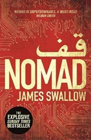 Nomad de James Swallow