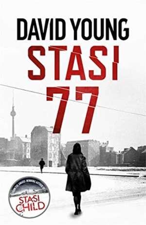 Stasi 77 de David Young