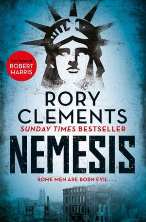 Nemesis de Rory Clements