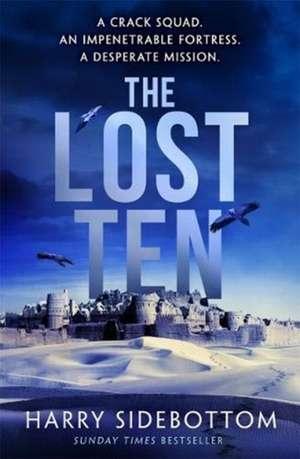 The Lost Ten de Harry Sidebottom