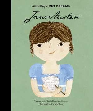 Jane Austen de Isabel Sanchez Vegara