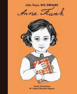 Anne Frank de Isabel Sanchez Vegara