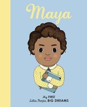 Maya Angelou de Lisbeth Kaiser