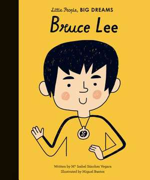 Bruce Lee de Maria Isabel Sanchez Vegara