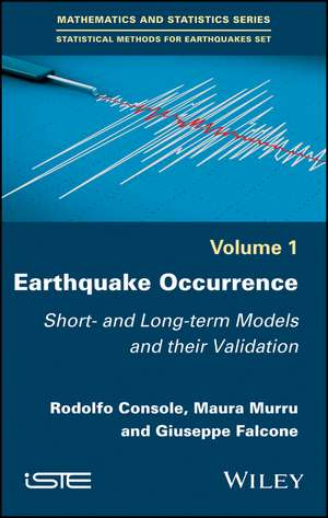 Earthquake Occurrence