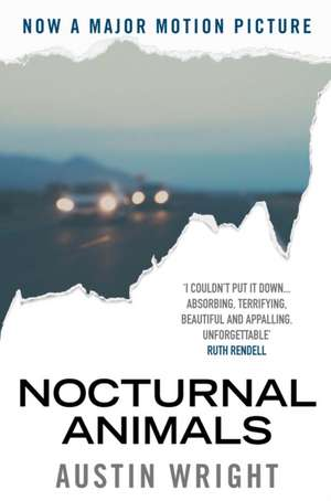 Nocturnal Animals de Austin Wright
