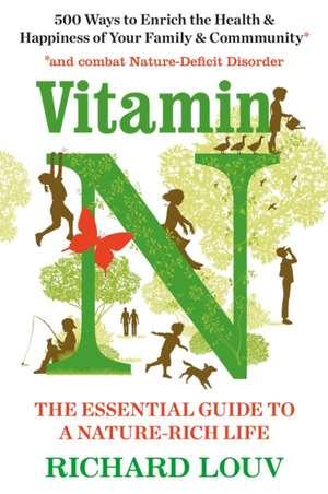 Vitamin N de Richard (Author) Louv