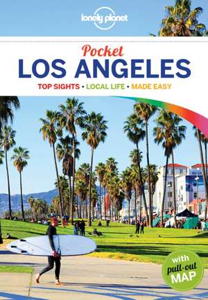 Lonely Planet Pocket Los Angeles de Lonely Planet