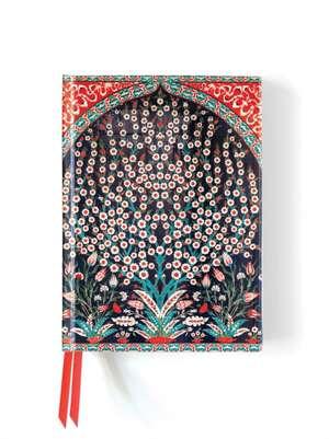Turkish Wall Tiles (Foiled Journal) de Flame Tree Studio
