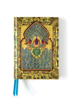 British Library: Rubaiyat of Omar Khayyam (Foiled Journal) de Flame Tree Studio