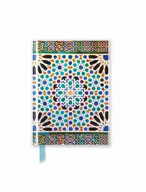 Alhambra Palace (Foiled Pocket Journal) de Flame Tree Studio